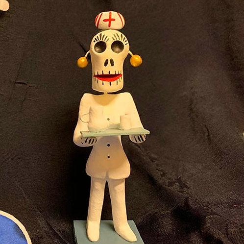 Nurse Skeleton P-59