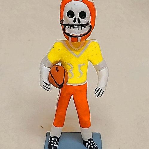 Football Skeleton P-59
