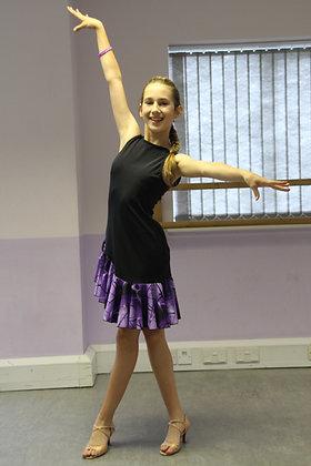 Go Dance Salsa Dress
