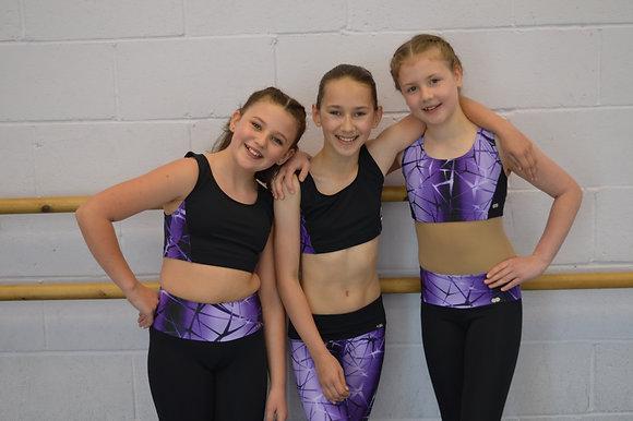 Go Dance Sports Bra