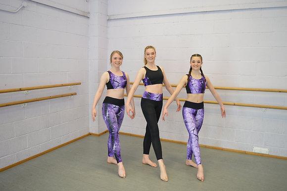 Go Dance Leggings