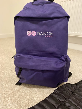 Limited Edition Go Dance Backpack