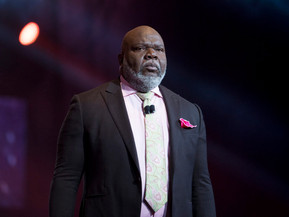 T. D. Jakes Reveals Pipes Burst in His House and Some Parts of The Potter's House Are Flooded