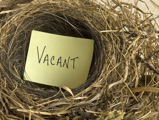 Having an empty nest can be a good thing!