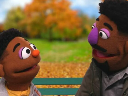Watch Elmo Learn About Melanin from 'Sesame Street's' New Black Muppets