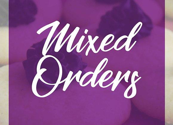 Mixed Flavor Orders