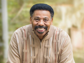 Dr. Tony Evans Says 'There Is a Lead Role That God Has Called Men to Take and Own, and We Shouldn't