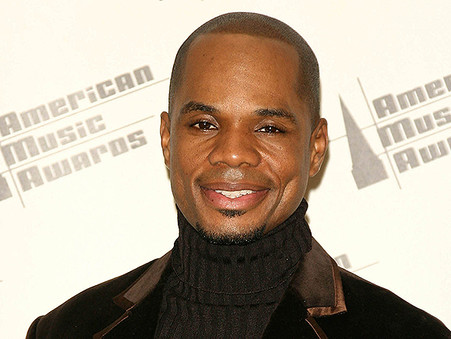 Watch: Kirk Franklin's Joyous 'Tiny Desk' In Home Concert
