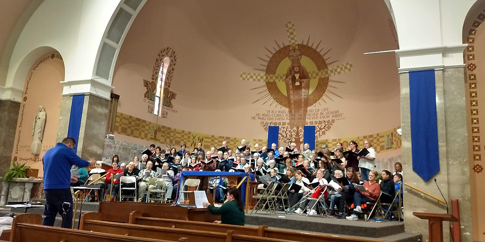 First Spring Rehearsal