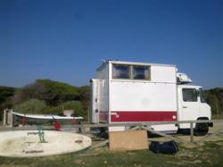 Los Lances,Tarifa, Spain 2012