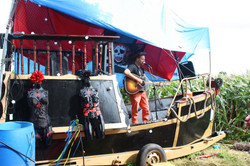 Buskers Revenge pirate stage
