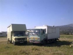 Pig Field, Tarifa, Spain 2012