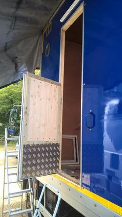 Half a Door