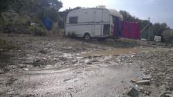 Private land, Tarifa, Spain.