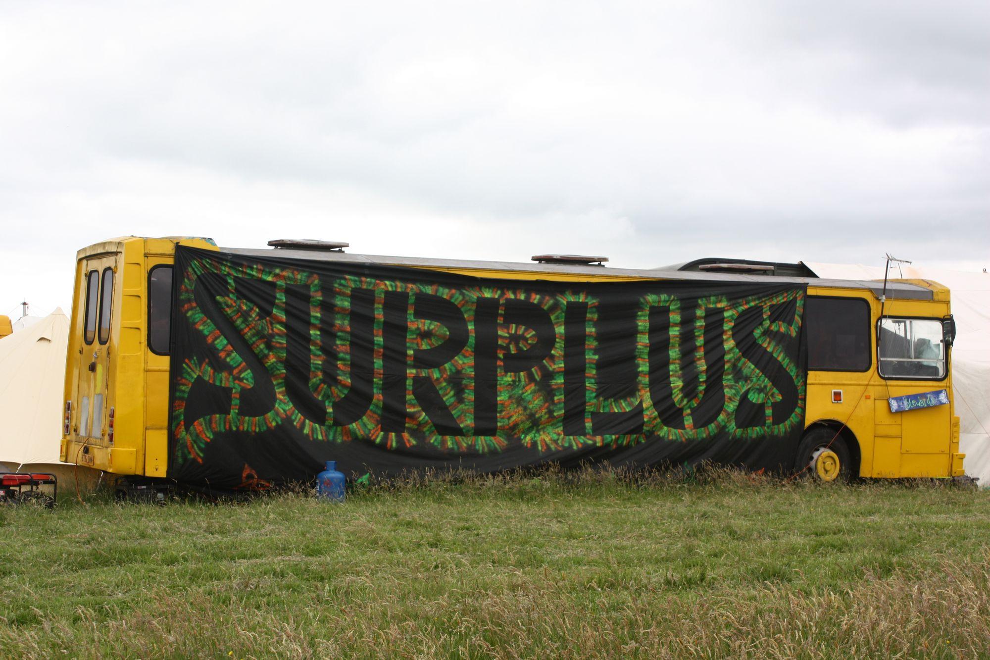 Surplus!