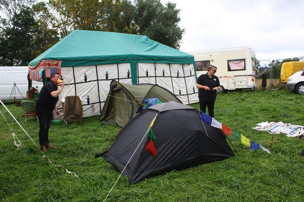 Communicating with base camp