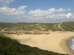 Barranco beach, Sagres, Portugal.