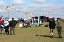 Looking towards Soundscape stage