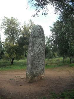 Menhir de Almendres