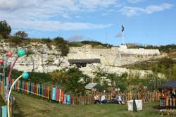 Quarry area