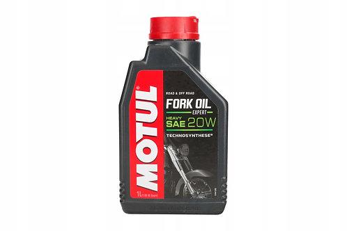 Вилочное масло MOTUL Fork Oil Expert Heavy 20W (1 л.)