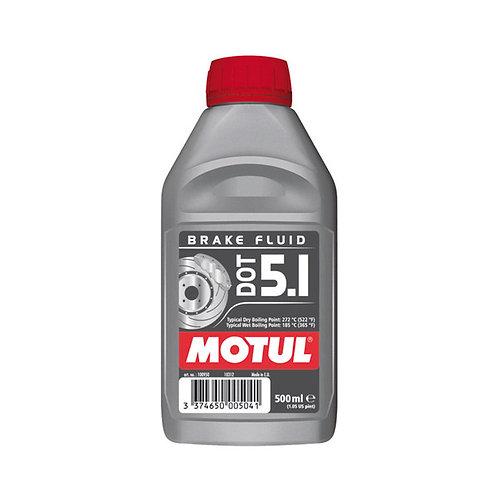 Тормозная жидкость MOTUL DOT 5.1 BF (500 мл.)