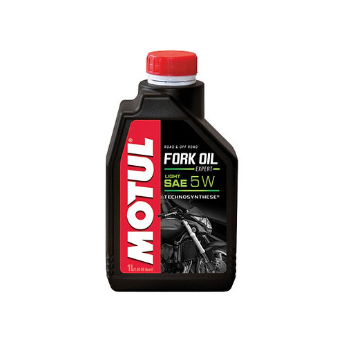 Вилочное масло MOTUL Fork Oil Expert Light 5W (1 л.)