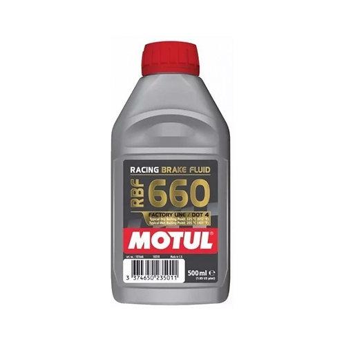 Тормозная жидкость MOTUL RBF 660 FL (500 мл.)