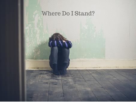 Where Do I Stand?