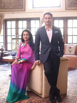 Sh. Jitin Prasada & Neha Prasada