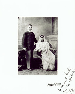 Pt Jwala Prasada - Purnima Jwala Prasada Potrait