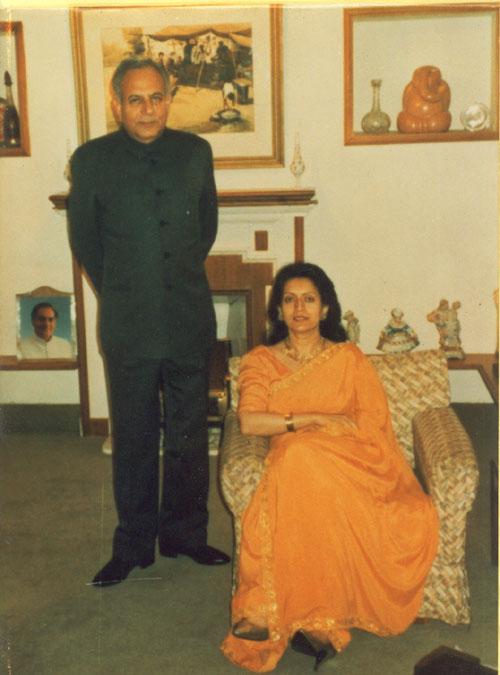 Sh. Jitendra Prasada & Kanta Prasada