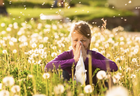 Managing Spring Eye Allergies