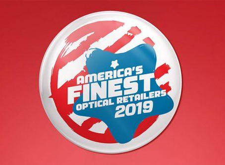 America's Finest Optical Retailers 2019
