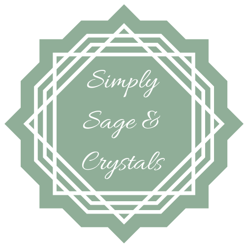 Simply Sage & Crystals Box
