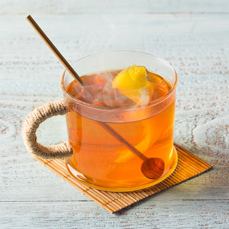 Fire Cider Hot Toddy Recipe