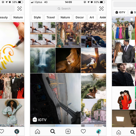 6 Tricks for Getting Your Brand on Instagram's Explore Page