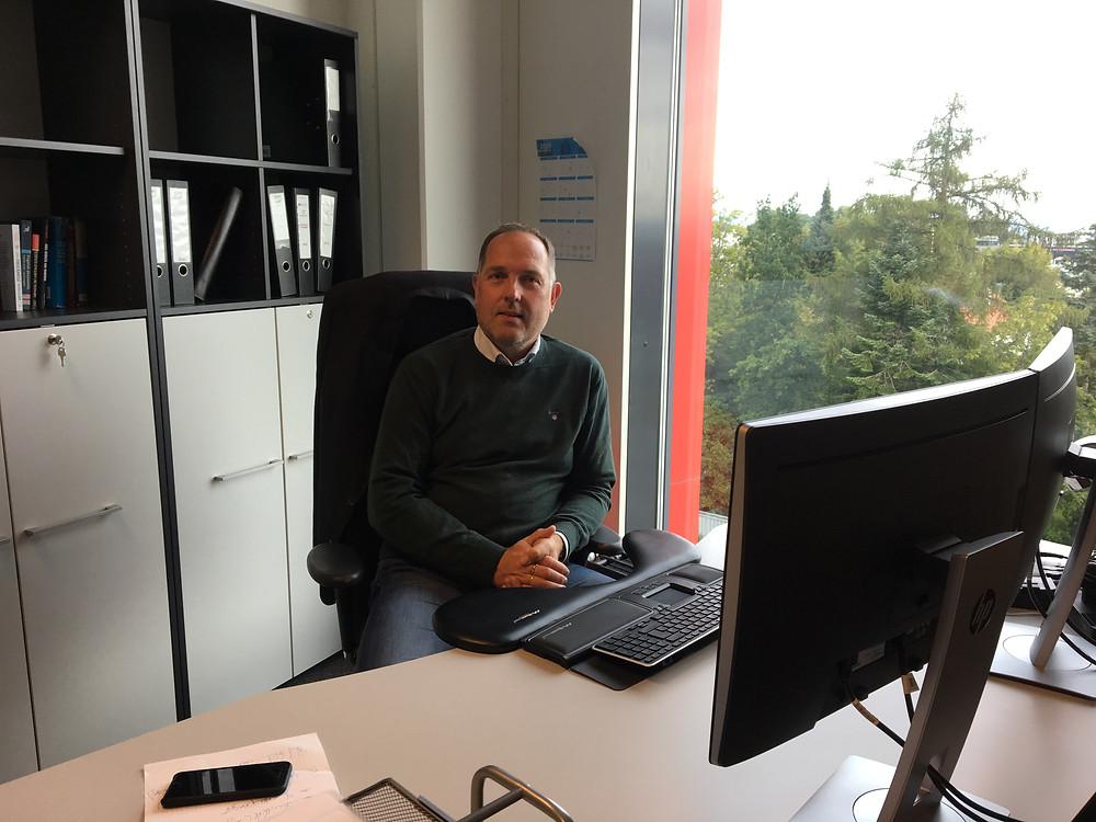 Daglig leder i Soldi Regnskap AS Arne Dahl