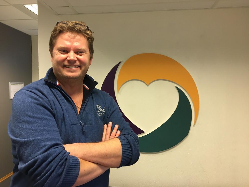 En av våre engasjerte foredragsholdere på kurset er Yrkeshygieniker Martin Mogensen