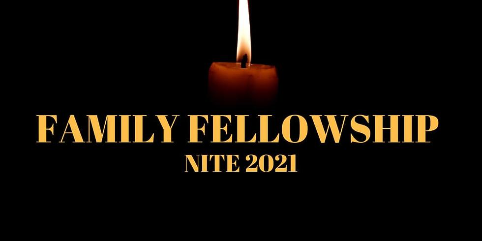 Family Fellowship Nite 2021