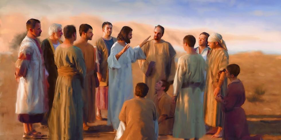 Memory of 12 Disciples (1)