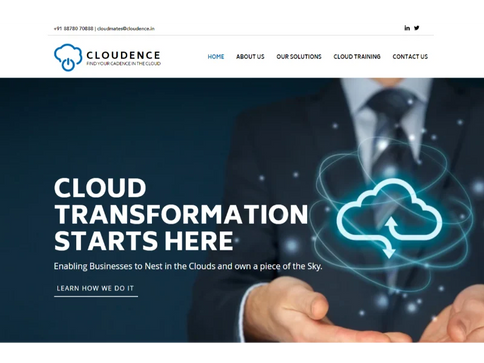 Cloudence Solutions