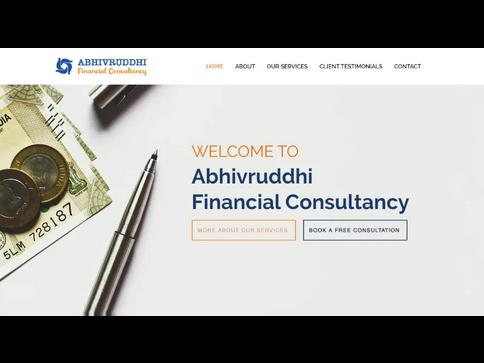 Abhivruddhi Financials