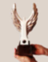 Canadian Legend Award statuette
