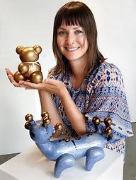 Artist Anyuta Gusakova