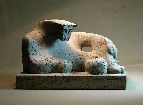 Concrete Minotaur