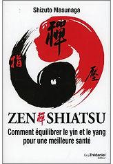 Couverture Zen Shiatsu