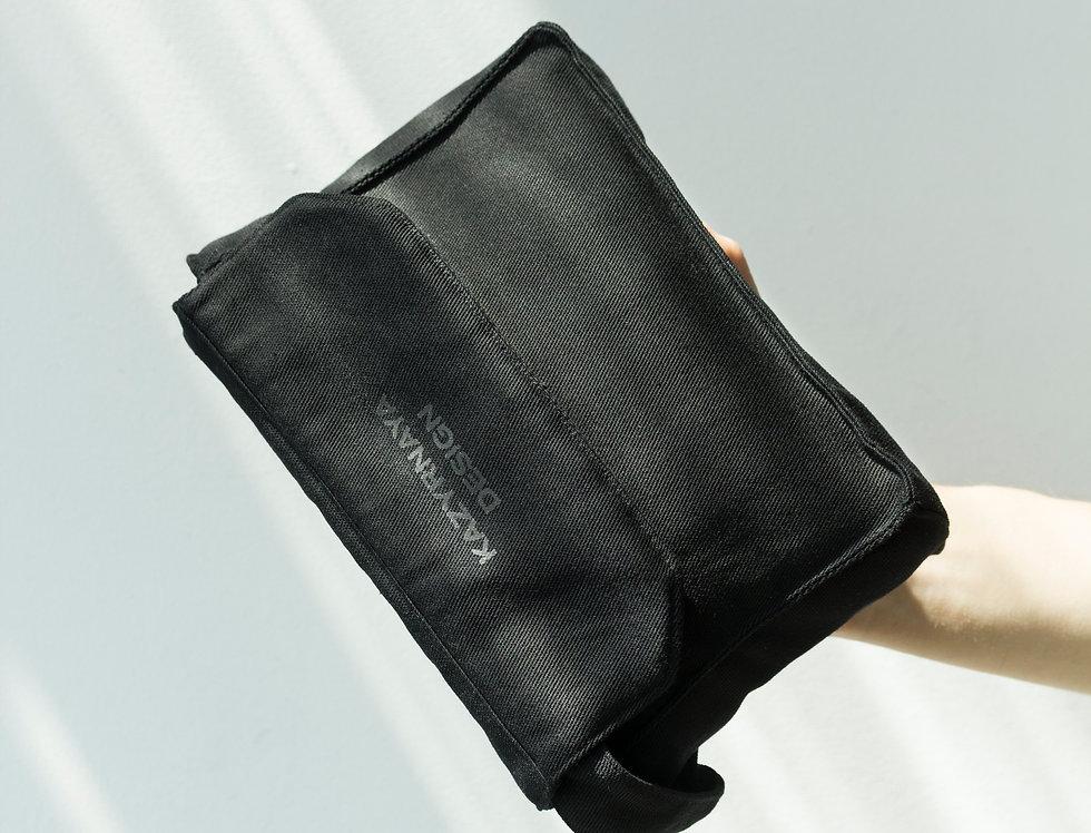 """Поясная сумка """"Block"""" black"""