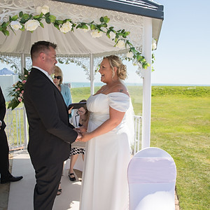 Sharon and Andy Fox - Cooden Beach Hotel