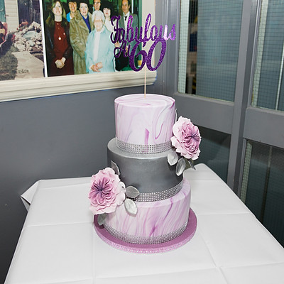 Glenda Buckell-Lock - 60th Birthday Party
